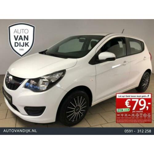 Opel KARL 1.0 ecoFLEX Edition AIRCO CRUISE BLUETOOTH CARKIT