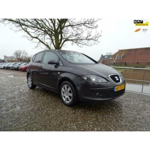 SEAT Altea 1.6 Stylance | PDC + Clima + Cruise nu € 3.250,-!