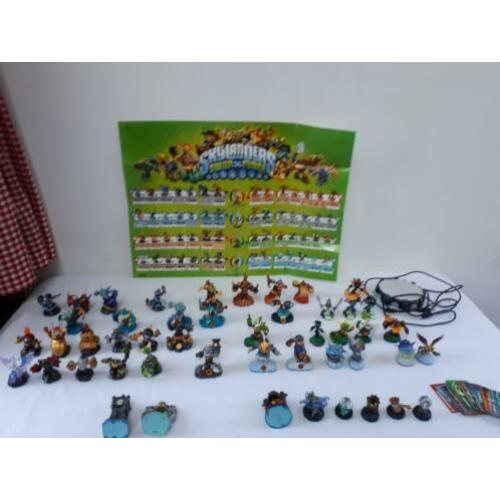 Skylanders swap force met 40 figuren en 2 side quest en 6 hu