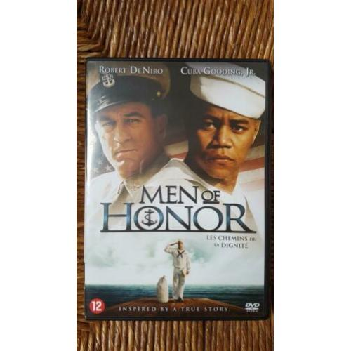 ** DVD Men of Honor - Robert De Niro & Cuba Gooding - IZGST